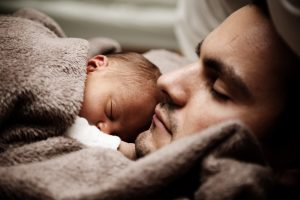 new dad with infant baby why you need a Will Kelly & West attorneys