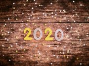 2020, new year, organize